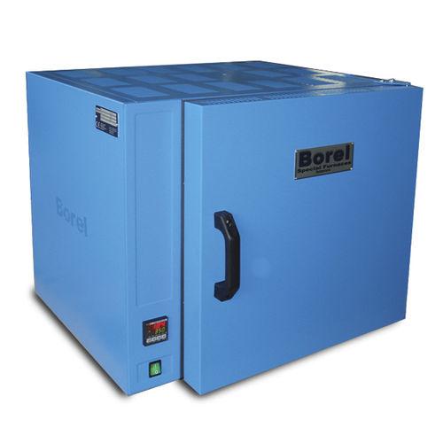 Heizofen / Kammer / elektrisch / mit natürlicher Konvektion TN 350 SOLO Swiss & BOREL Swiss