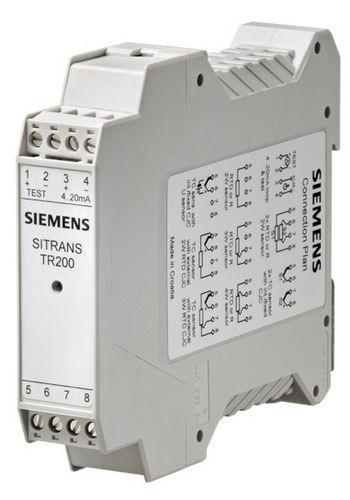 Temperaturmessumformer für DIN-Schienen / Thermoelement / RTD / 4-20 mA