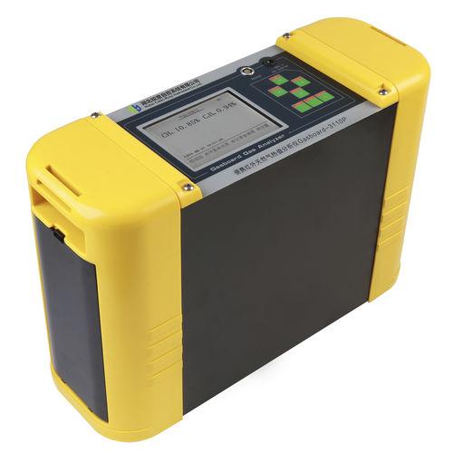 Kohleanalysator / Methan / Sauerstoff / Kohlendioxid