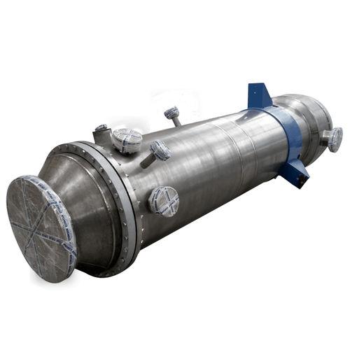 Rohrbündel Wärmetauscher / flüssig/flüssig / Luft/Wasser / Luft/Öl