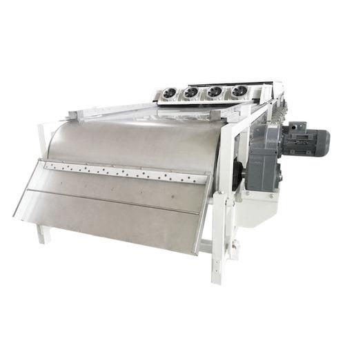 Kühl-Filteranlage / Band / für Flüssigkeiten