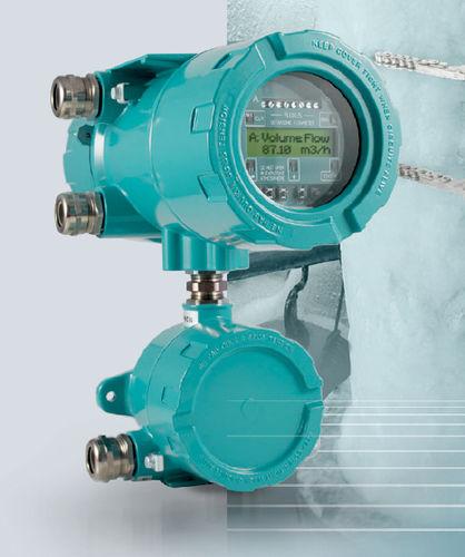 Ultraschall-Durchflussmesser / für Flüssigkeiten / für Luft / für Stickstoff