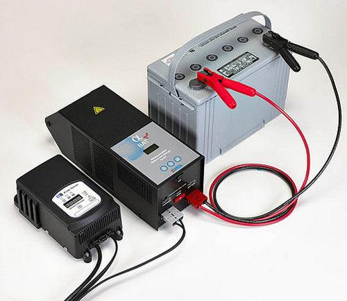 Spannungstester / Kapazität / Batterie / digital
