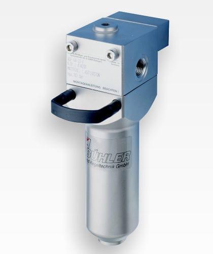 Gas-Filter / für Feinfilterung / für Proben / Partikel