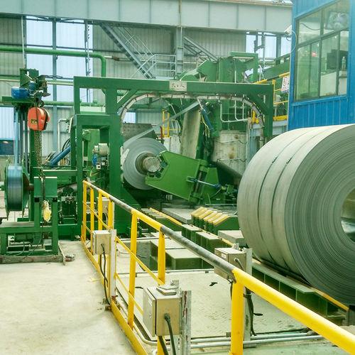 automatische Umreifungsmaschine / Schrott / für große Produkte / für sperrige Produkte