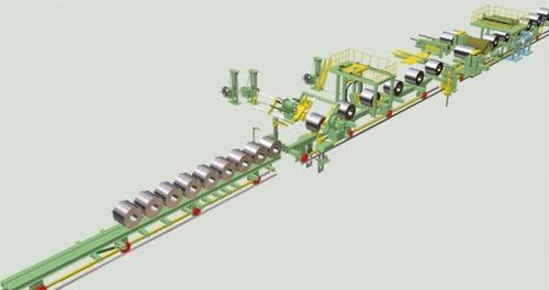 Verpackungsanlagen für Papier / für Schüttgut / Rohr / vollautomatisch