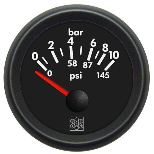 analoges Manometer / elektronisch / Kalibrier / IP67