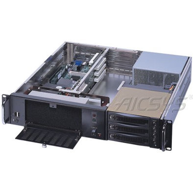 Server-PC / Barebone / Box / VGA