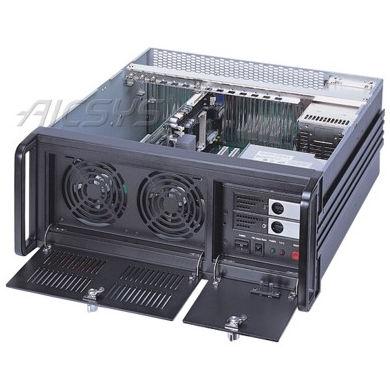 Rackfähiger PC-Abdeckung / 4U / für Mini-motherboard ITX / Hochleistungs RCK-403 AICSYS Inc
