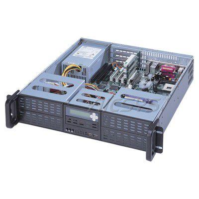 Server-Computer / Barebone / Büro / rackfähig RCK-206M AICSYS Inc