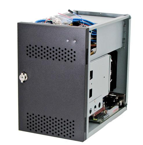 Computer für Industrieanwendungen / Server / USB / wandmontiert