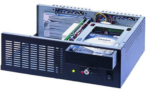 Benchtop-Chassis / wandmontiert / Mini / kompakt WMC-301B AICSYS Inc