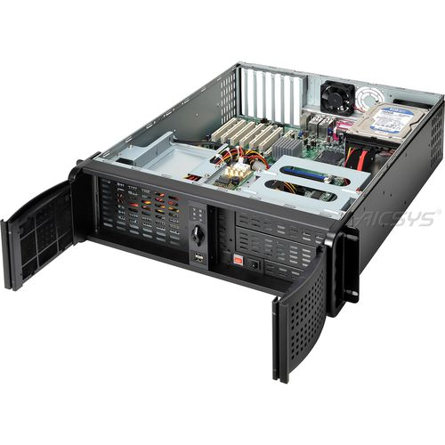 Server-PC / All-in-one / rackfähig / Ethernet RCK-310MA AICSYS Inc
