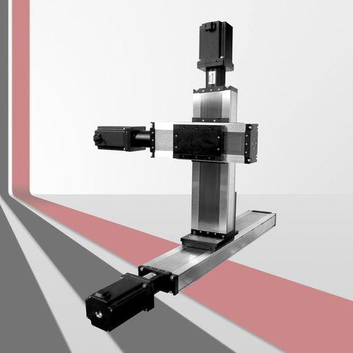 kartesischer Roboter - Chengdu Fuyu Technology Co., Ltd