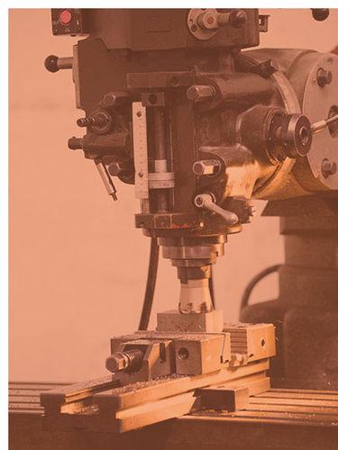 rostfreier Stahl Auftragsfräsen / mittelgroße Serien / für die Lebensmittelindustrie / für die chemische Industrie