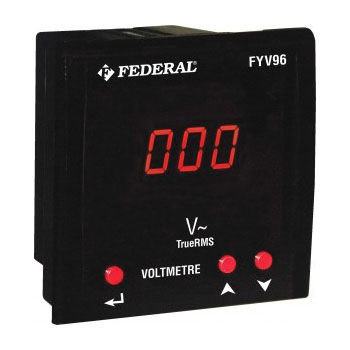 digitales Voltmeter / stationär / DC / AC