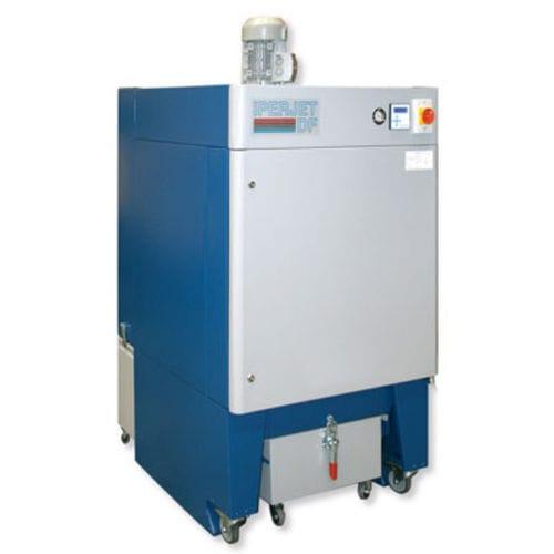 Filter für Schweißrauch / Patronen / horizontal / Staub