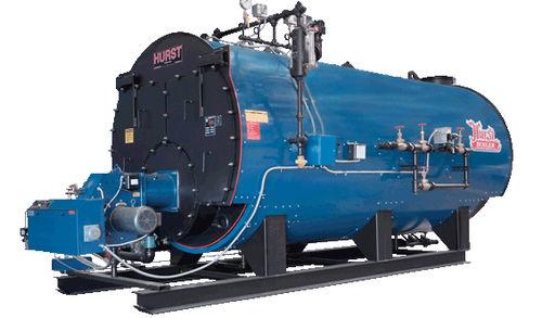 Dampfkessel / Gas / Flammrohr / horizontal - 400 series - Hurst Boiler