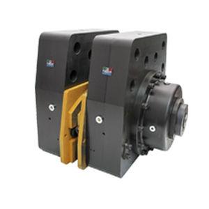 Bremszange mit Scheibe / hydraulisch / Federdruck