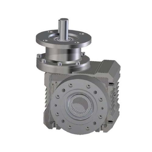Schneckengetriebe / Winkelumlenkung / Präzision / kompakt