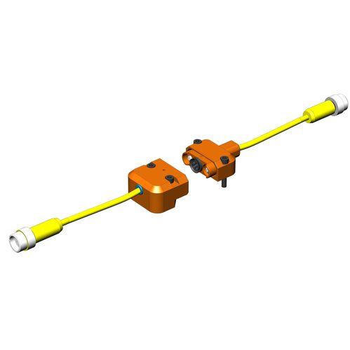 elektrischer Koppler / für Roboter / Multiport