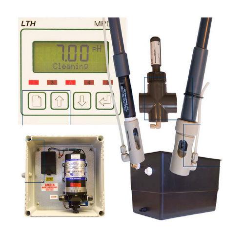 Elektrochemische Elektrode / pH / Redox / Polypropylen / Labor