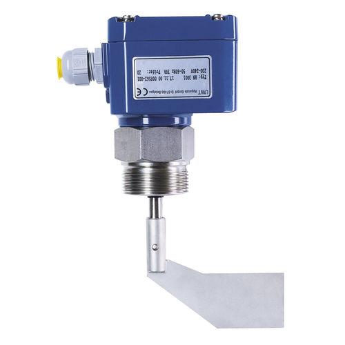 Drehflügel-Niveauschalter - UWT GmbH Level Control