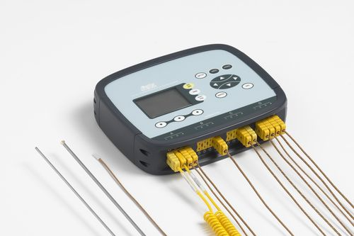 Temperatur-Datenlogger / Luftfeuchtigkeit / USB / mit Display