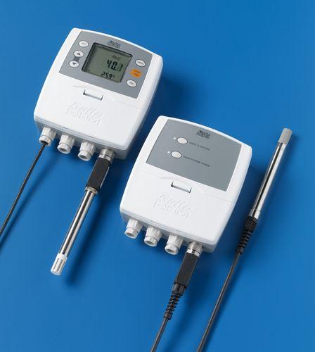 Temperatur-Datenlogger / Luftfeuchtigkeit / mit Display / mit externem Sensor