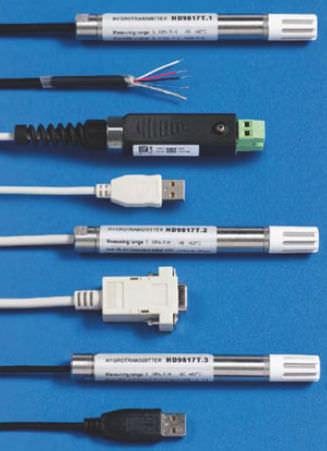 Feuchte- und Temperatursensor / relativ / plug-in / für OEM-Anwendungen / mit Temperaturmessung