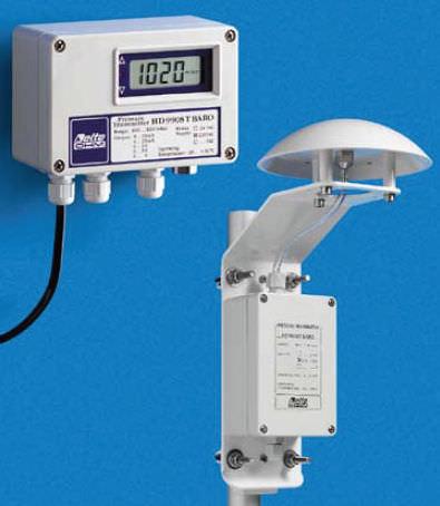 barometrischer Drucksensor / Piezoresistiv / analog
