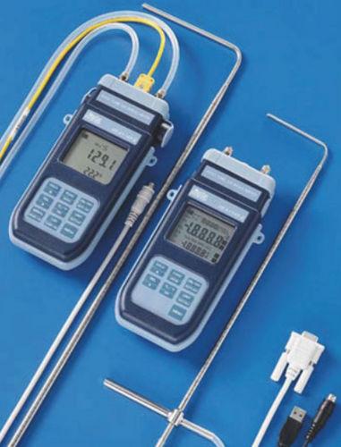 Temperatur-Datenlogger / USB / mit LCD-Display / mobil