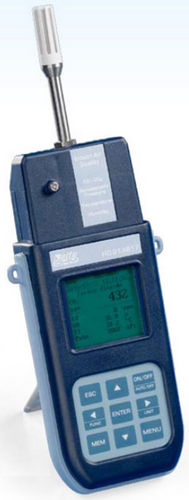 Luftqualitäts-Messgerät / QAI / Innenraum