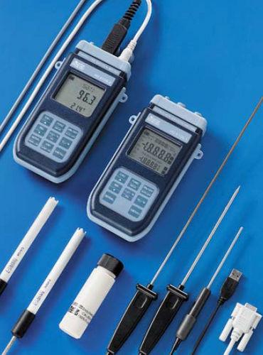 Messgerät für gelösten Sauerstoff / tragbar