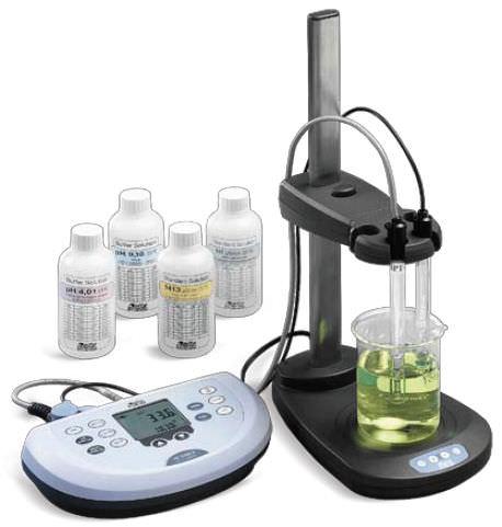 Temperaturmessgerät / pH/Redox / Konduktivität / elektrochemisch