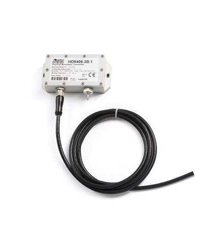 barometrischer Drucksensor / Piezoresistiv / Silizium / analog