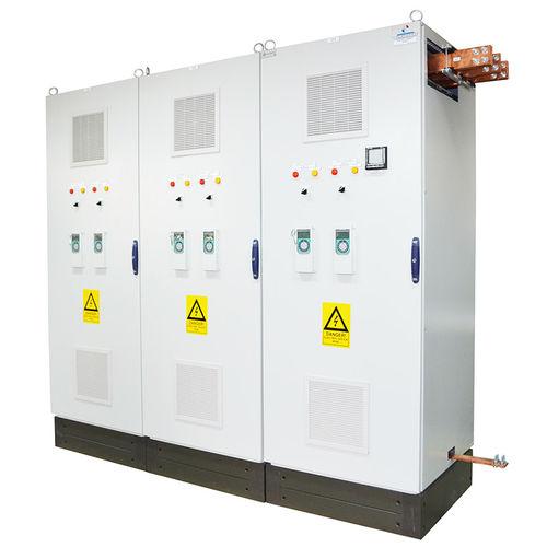 Automatisierungsystem für Energieversorgungsnetz / für die Prozess-Steuerung