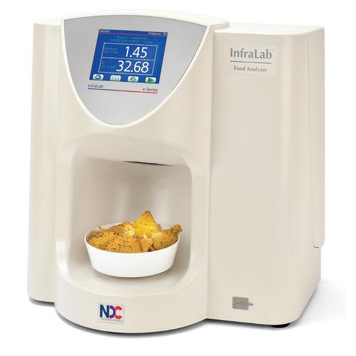 Nahrungsmittel-Analysator / Proteine / Feuchte / Benchtop InfraLab series  NDC Technologies