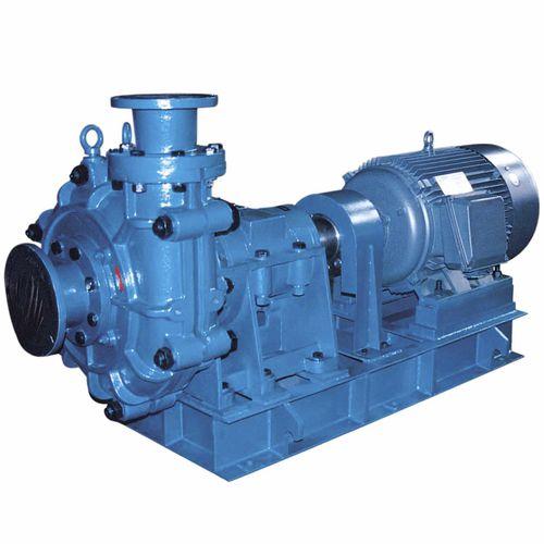 Schlammpumpe / elektrisch / Impeller / für Bergbau
