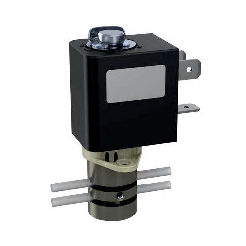 Direktgesteuertes Magnetventil / 3/2-Wege / Wasser / aus anodisiertem Aluminium 16.002.316 A. u. K. Müller