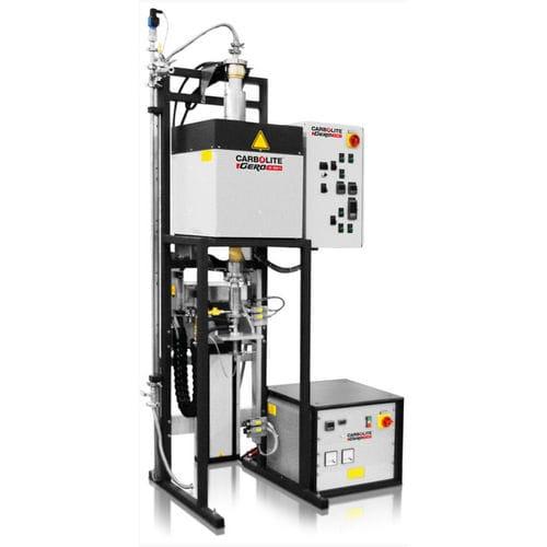 Wärmebehandlungsofen / Rohr / elektrisch / Vakuum