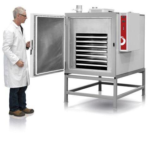 Ofen mit Trocknerfunktion / Kammer / elektrisch / Hochtemperatur