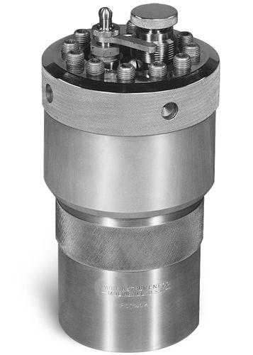 Sauerstoff-Kalorimeterbombe