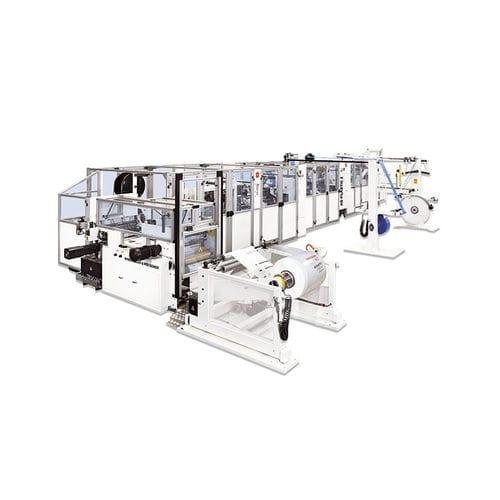 Automatische Beutelschweißmaschine AD PLASTIC 2 WINDMÖLLER & HÖLSCHER