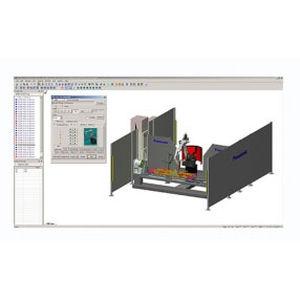 Programmiersoftware / Simulation / Datenverwaltung / für Roboteranwendungen