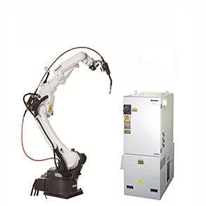 Lichtbogen-Schweißsystem / MAG / MIG / robotisiert