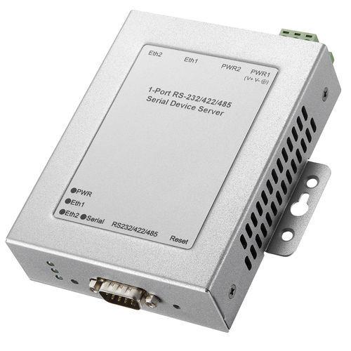 Serie-Geräteserver / Ethernet / Industrie / 1 Port