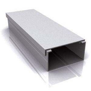Kabelkanal / Aluminium / Mini- und Sockelleisten