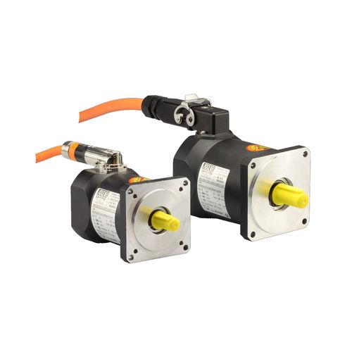 AC-Servomotor / bürstenlos / 230V / 380 V