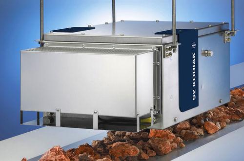 Feststoffanalysator / Konzentration / Dicken / Online